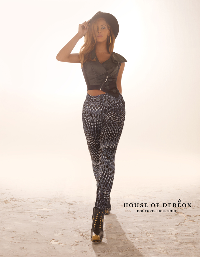 Beyonce for House Of Dereon FW 2013 000