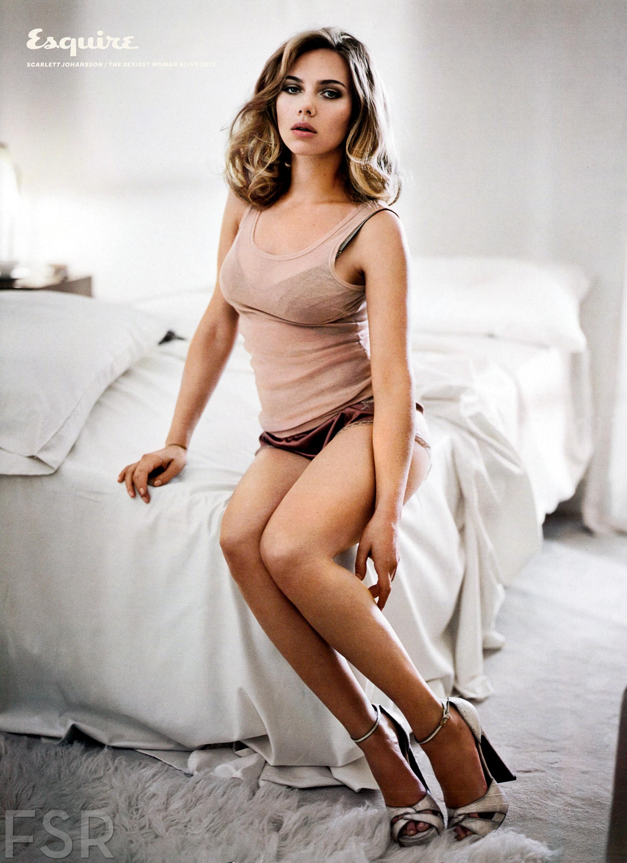 Скарлетт йоханссон sexy