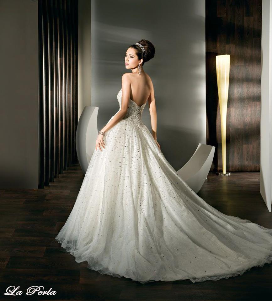 Свадебные Платья Открытая Спина И Пояс Фото