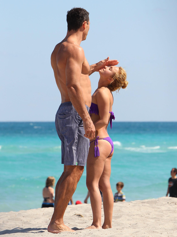 С женой фото на пляже 24 фотография