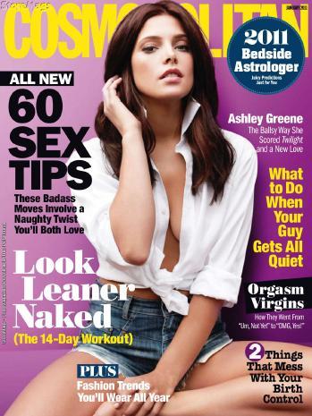 Cosmopolitan January 2011