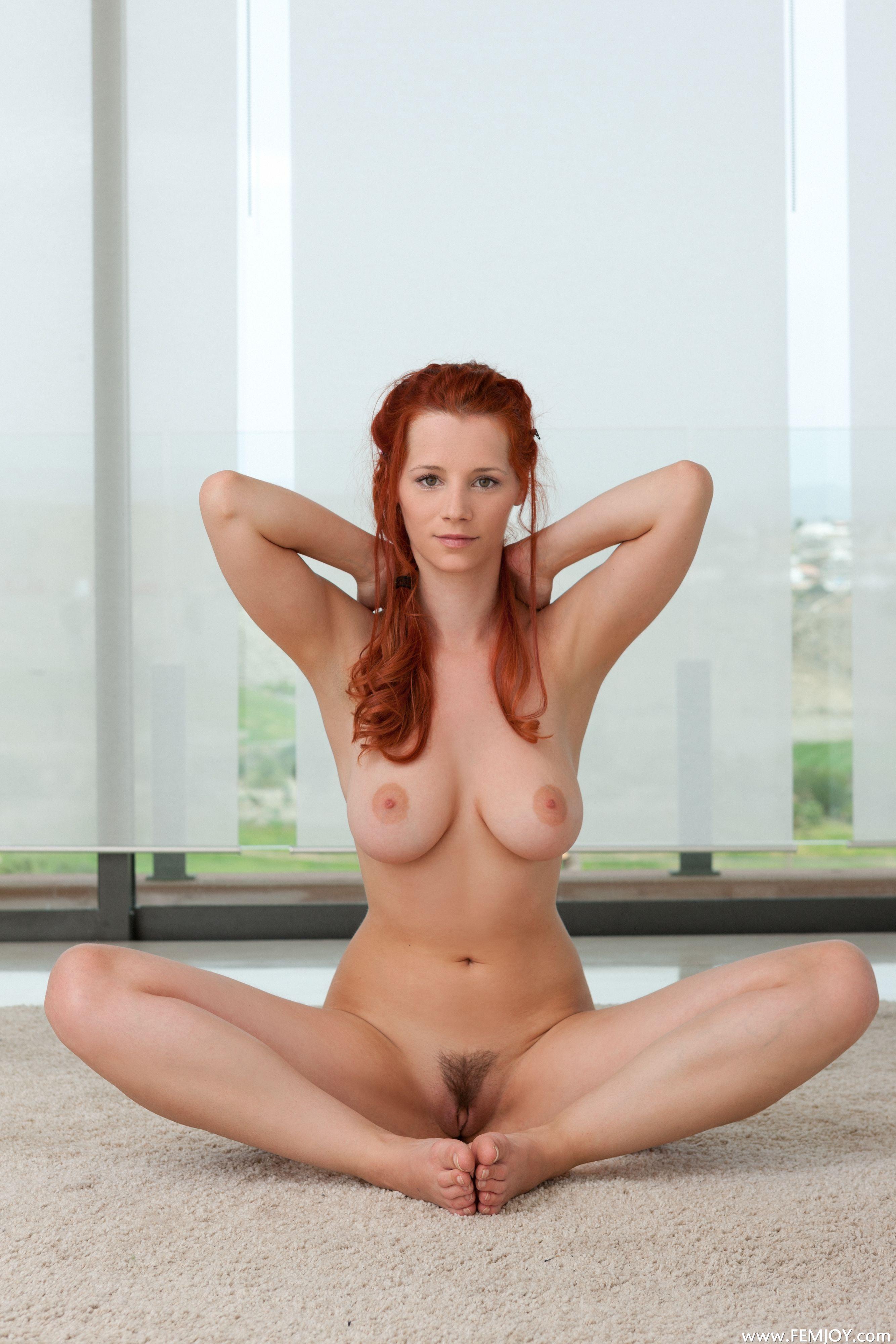 Рыжеволосая порно актриса 27 фотография