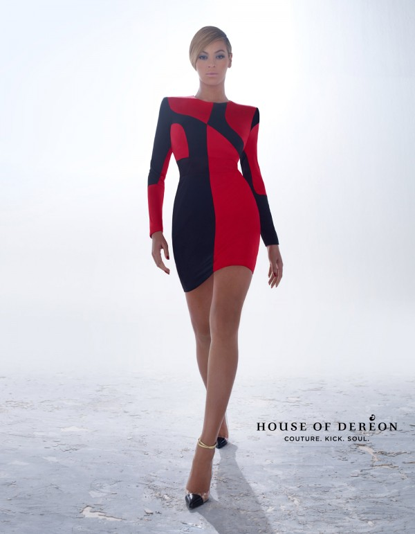 beyonce house of dereon campaign