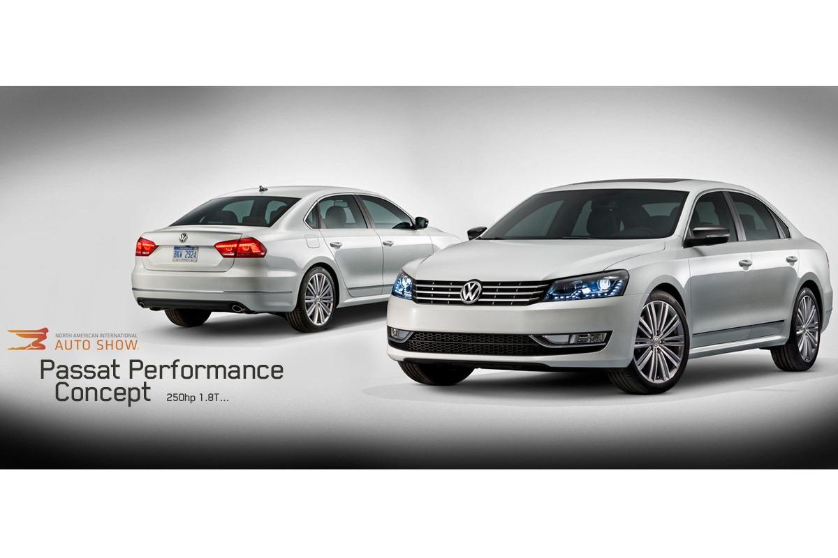 VW Performance Concept 39