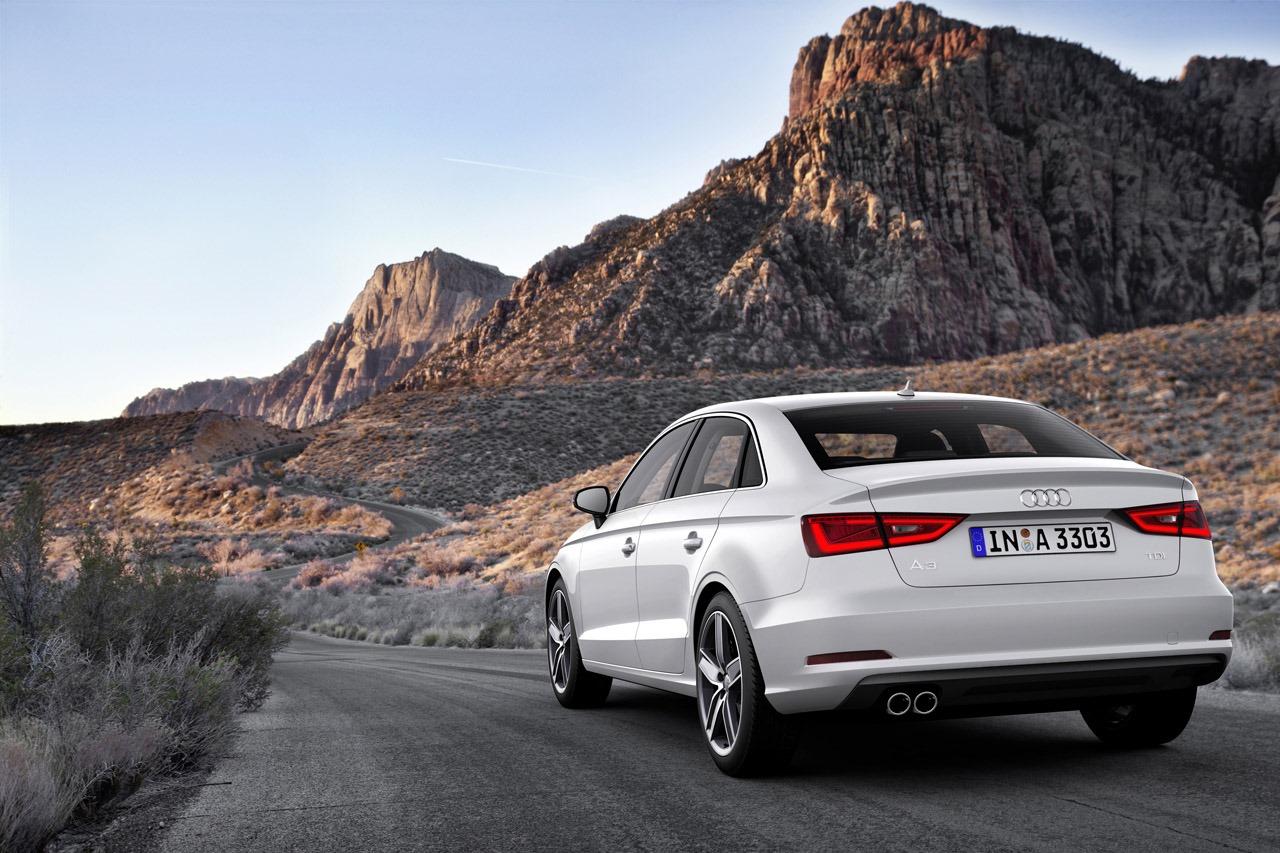 2014 Audi A 3 Sedan 153