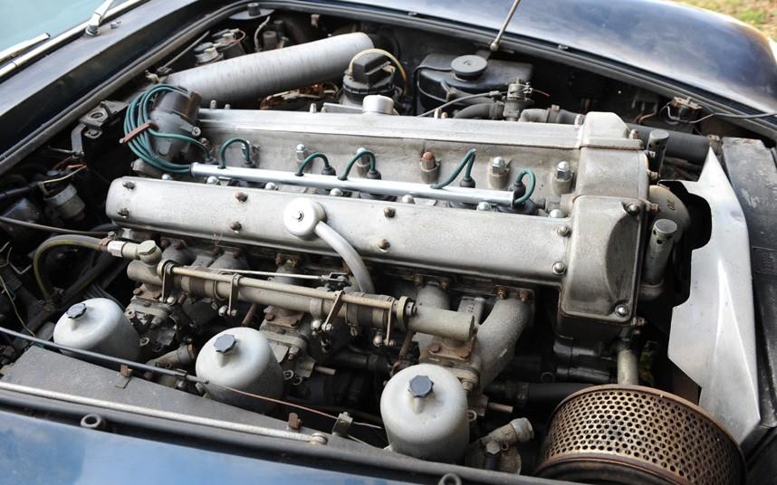 Aston Martin DB 5 Barn Find 009