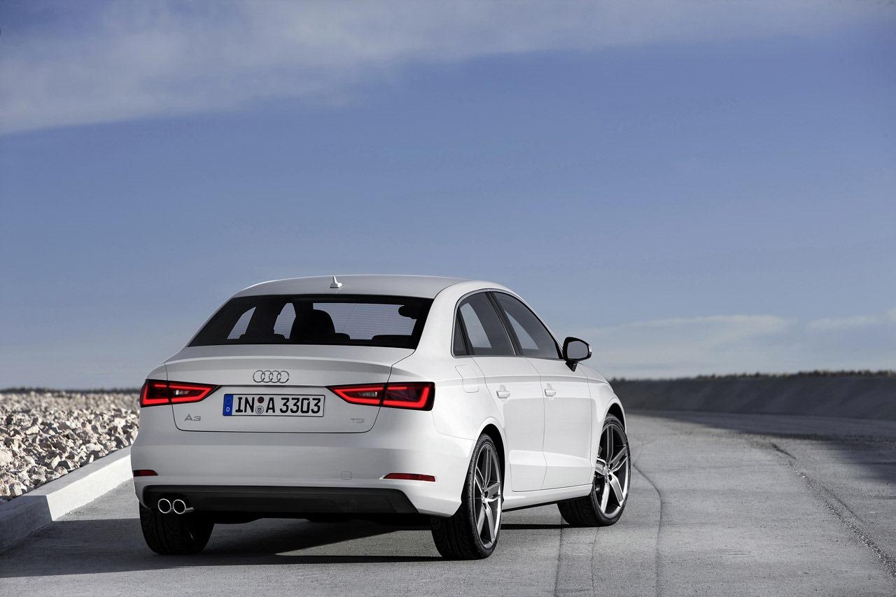 2014 Audi A 3 Sedan 133