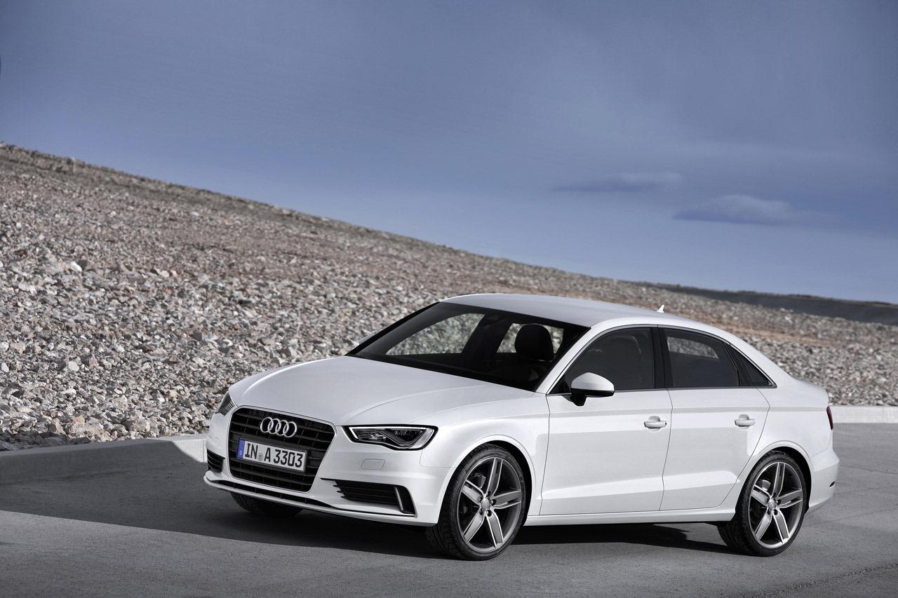2014 Audi A 3 Sedan 123