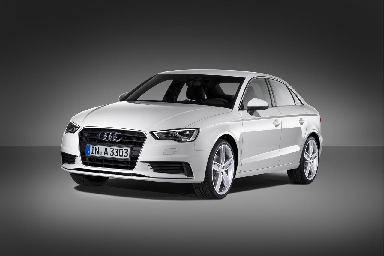 2014 Audi A 3 Sedan 13