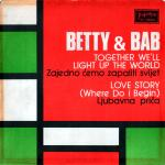Beti Djordjevic - 1973 Together We\'ll Light Up The World