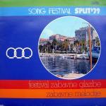 VA - 1979 Split \'79 Zabavne melodije