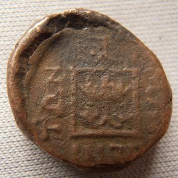Bronce de Maroneia, Thracia. (400 - 350 aC.) 11671302_P4250019