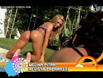 melina Pitra culo para arriba muy puta damageinc-videos