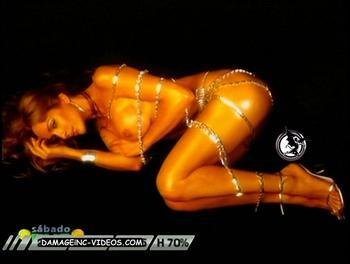 Argentina Celebrity Nude Model damageinc