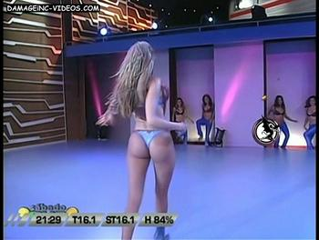 Venezuela Celebrity Catherine Fulop perfect booty