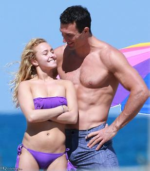 Hayden panettiere fat pussy assured, that